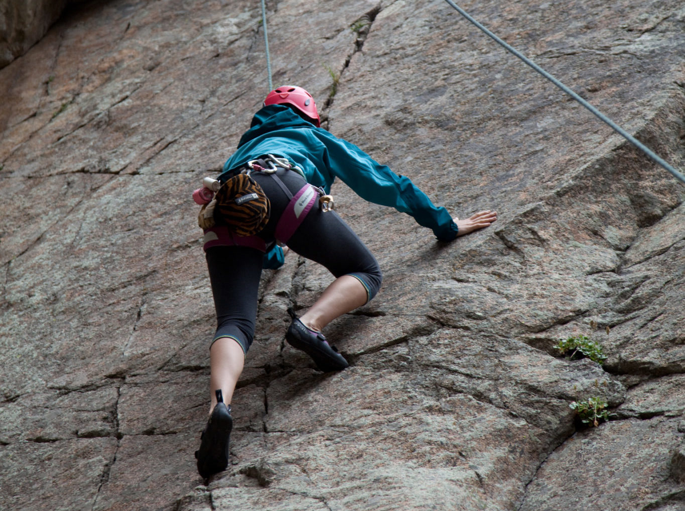 The Beginner S Guide To Rock Climbing In Boulder Travel Boulder