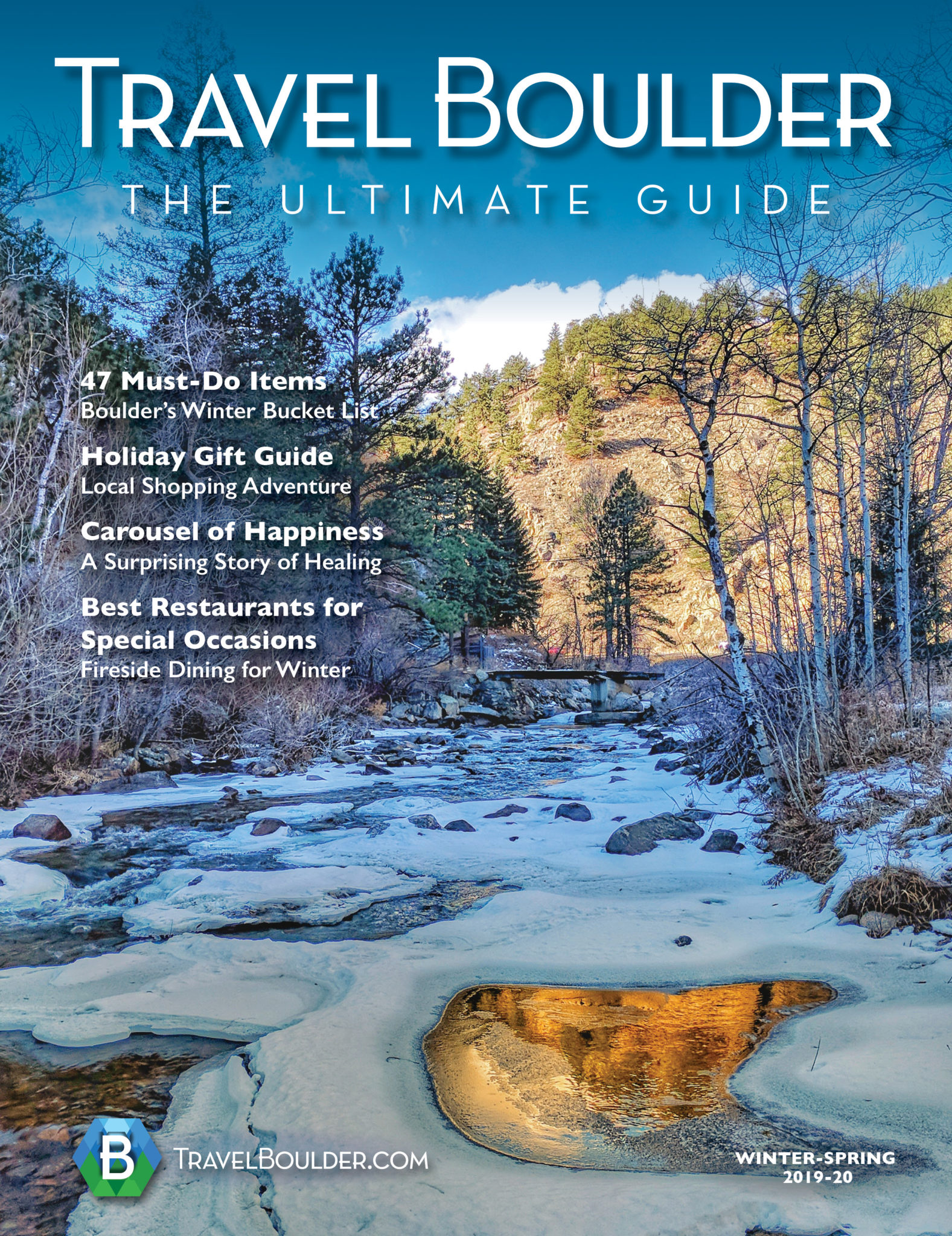 Travel Boulder Magazine
