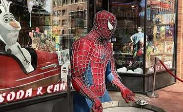 SpiderManOnPearl-375px